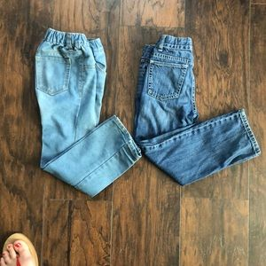 Old Navy Jeans; 2 pair